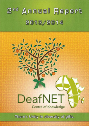 DeafNET 2014 Annual Report