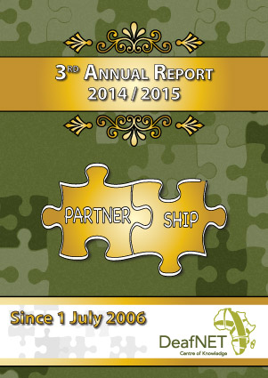 DeafNET 2015 Annual Report