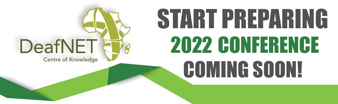 2022 DeafNet Conference