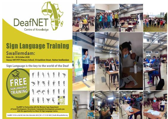 Sign Language Training
